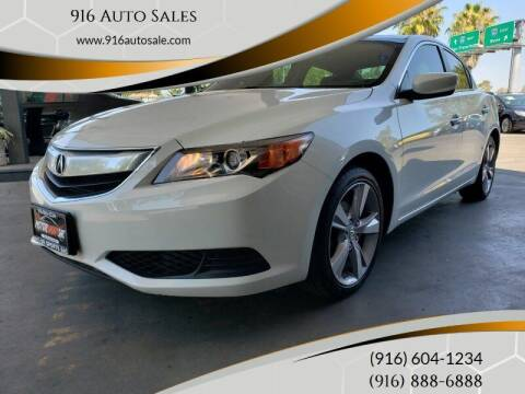 2014 Acura ILX for sale at 916 Auto Sales in Sacramento CA