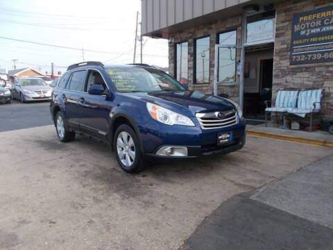2010 Subaru Outback for sale at Preferred Motor Cars of New Jersey in Keyport NJ