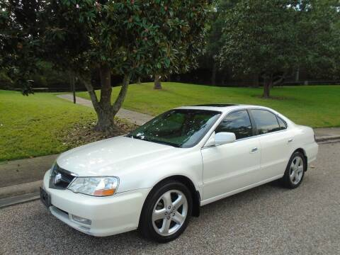 2003 Acura TL for sale at Houston Auto Preowned in Houston TX
