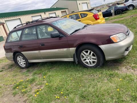 2000 Subaru Outback for sale at Zimmerman Motors LLC in Wathena KS