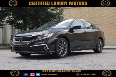 2019 Honda Civic for sale at CERTIFIED LUXURY MOTORS OF QUEENS in Elmhurst NY