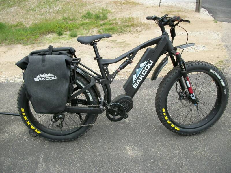 """2021 Bakcou E-Bike Storm 24"""" for sale at Olde Bay RV in Rochester NH"""