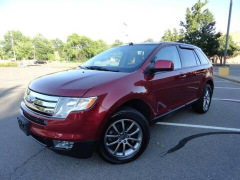2008 Ford Edge for sale at TJ Auto Sales LLC in Fredericksburg VA