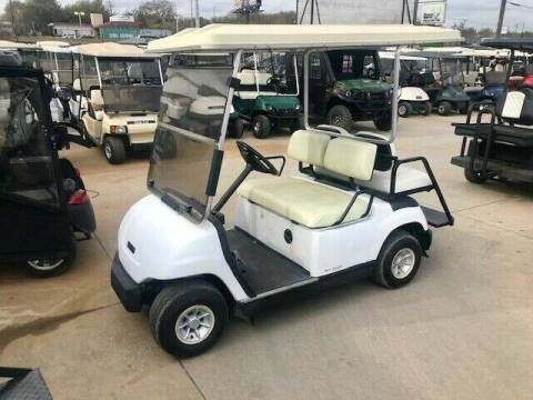 2006 Yamaha G22E 4 Passenger 48V for sale at METRO GOLF CARS INC in Fort Worth TX