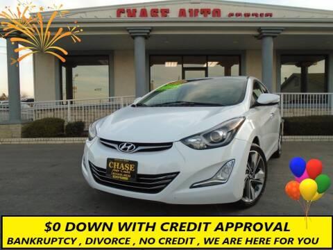 2016 Hyundai Elantra for sale at Chase Auto Credit in Oklahoma City OK