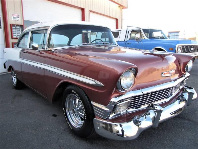 1956 Chevrolet Bel Air for sale at Street Dreamz in Denver CO