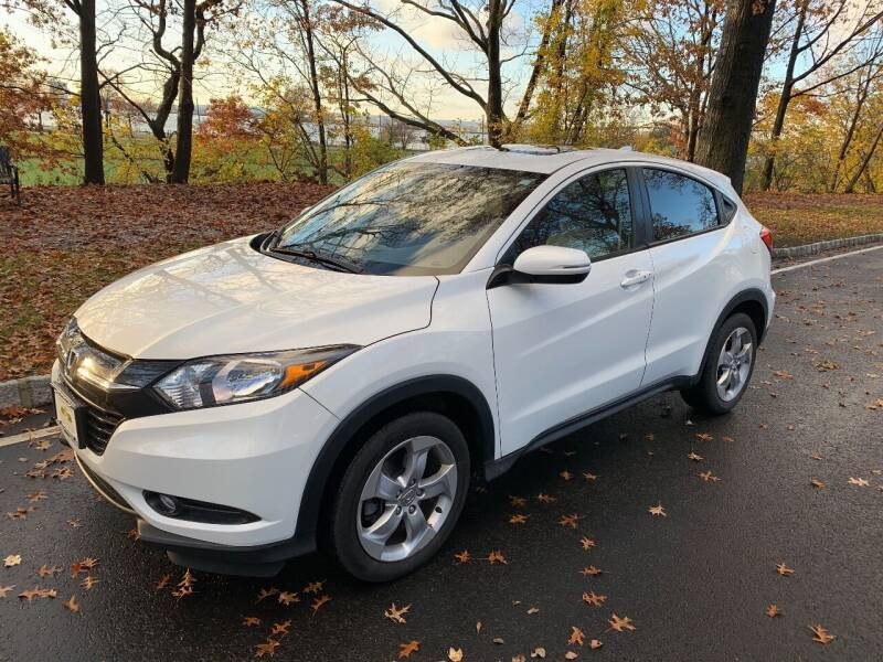 2016 Honda HR-V for sale at Crazy Cars Auto Sale in Jersey City NJ