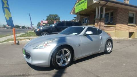 2011 Nissan 370Z for sale at Everett Automotive Group in Pleasant Grove UT
