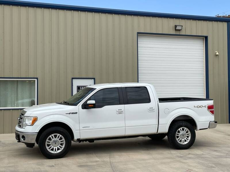 2014 Ford F-150 for sale at TEXAS CAR PLACE in Lubbock TX