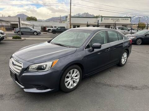 2017 Subaru Legacy for sale at New Start Auto in Richardson TX