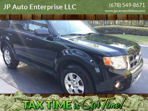 2009 Ford Escape for sale at JP Auto Enterprise LLC in Duluth GA