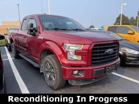 2016 Ford F-150 for sale at Jeff Drennen GM Superstore in Zanesville OH