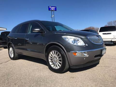 2011 Buick Enclave for sale at Summit Auto & Cycle in Zumbrota MN