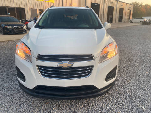 2015 Chevrolet Trax for sale at Alpha Automotive in Odenville AL