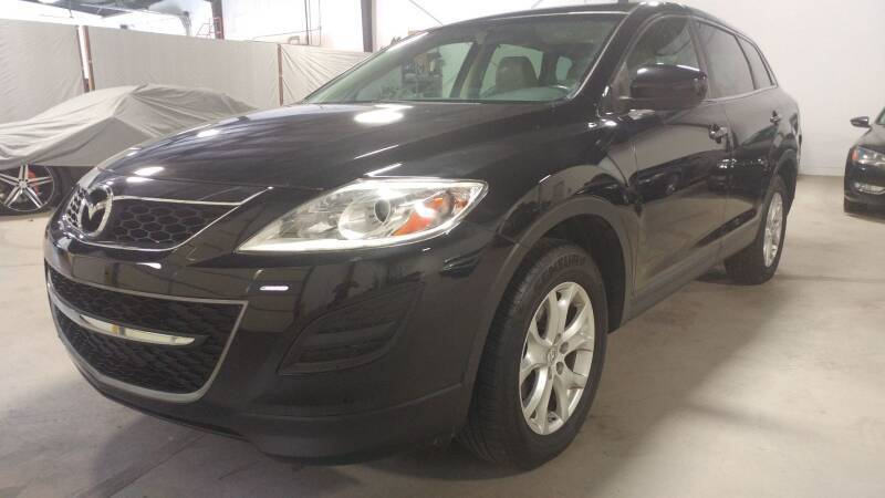2012 Mazda CX-9 for sale at MULTI GROUP AUTOMOTIVE in Doraville GA