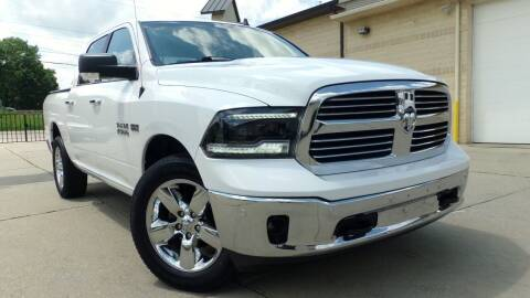 2016 RAM Ram Pickup 1500 for sale at Prudential Auto Leasing in Hudson OH