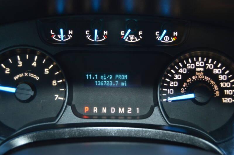 2014 Ford F-150 4x2 STX 4dr SuperCrew Styleside 5.5 ft. SB - Dallas TX