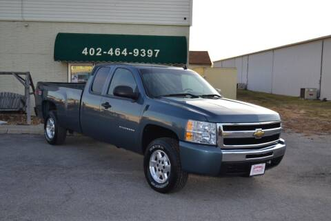 2011 Chevrolet Silverado 1500 for sale at Eastep's Wheels in Lincoln NE