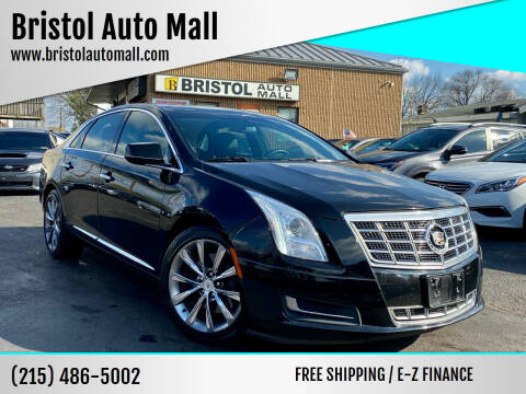 2014 Cadillac XTS for sale at Bristol Auto Mall in Levittown PA