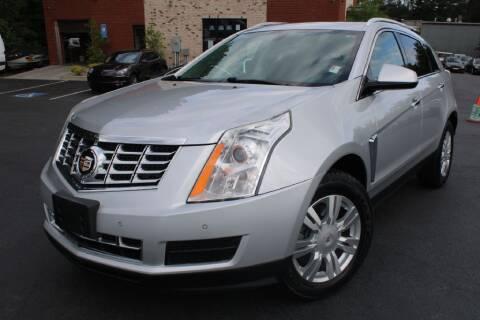 2013 Cadillac SRX for sale at Atlanta Unique Auto Sales in Norcross GA
