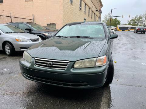 2001 Toyota Camry for sale at Alexandria Auto Sales in Alexandria VA