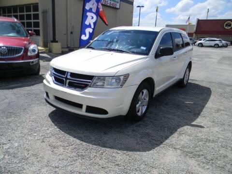 2013 Dodge Journey for sale at Meridian Auto Sales in San Antonio TX