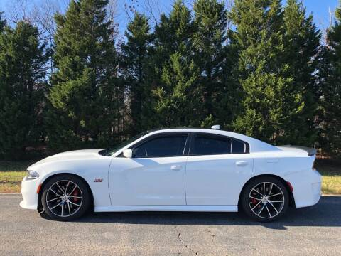 2017 Dodge Charger for sale at DLUX Motorsports in Fredericksburg VA