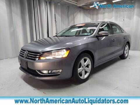 2015 Volkswagen Passat for sale at North American Auto Liquidators in Essington PA