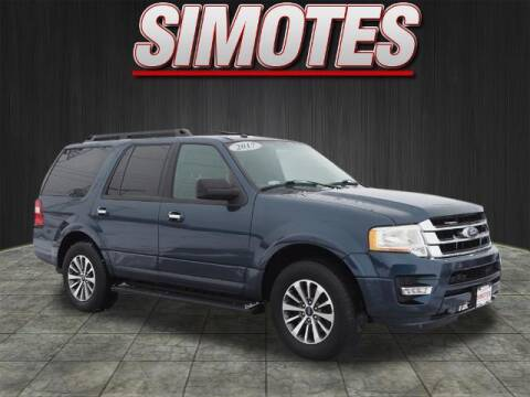 2017 Ford Expedition for sale at SIMOTES MOTORS in Minooka IL