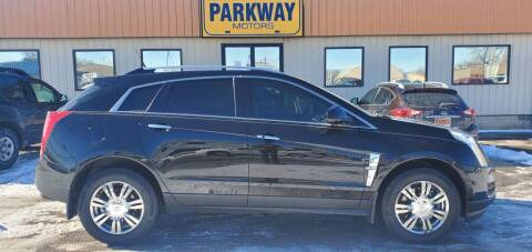 2012 Cadillac SRX for sale at Parkway Motors in Springfield IL