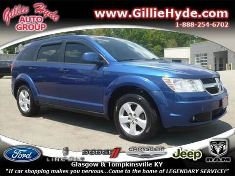 2010 Dodge Journey for sale at Gillie Hyde Auto Group in Glasgow KY