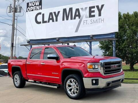 2015 GMC Sierra 1500 for sale at Clay Maxey Fort Smith in Fort Smith AR