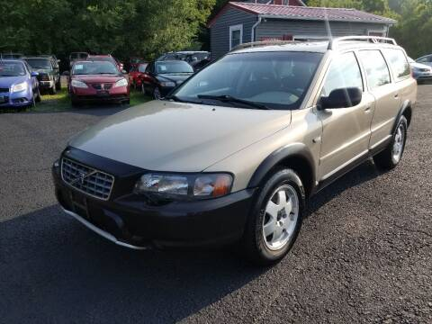 2002 Volvo XC for sale at Arcia Services LLC in Chittenango NY