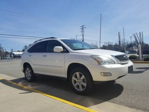2008 Lexus RX 350 for sale at RVA Automotive Group in North Chesterfield VA