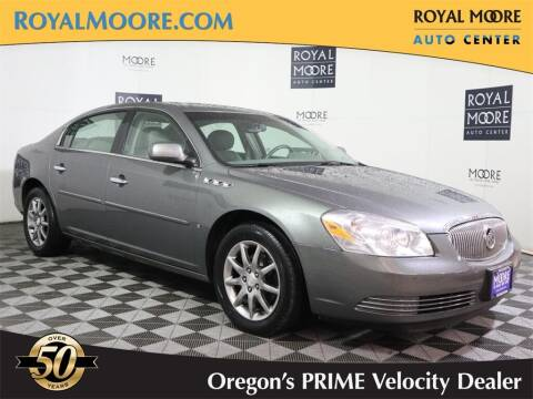 2007 Buick Lucerne for sale at Royal Moore Custom Finance in Hillsboro OR