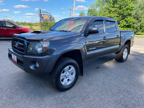 2009 Toyota Tacoma for sale at Dubes Auto Sales in Lewiston ME