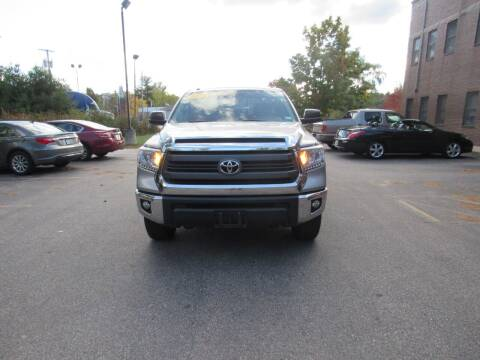 2015 Toyota Tundra for sale at Heritage Truck and Auto Inc. in Londonderry NH