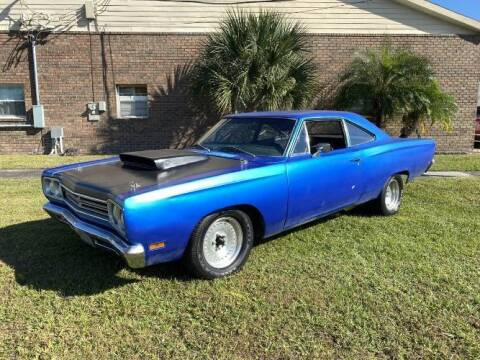 1969 Plymouth Belvedere for sale at Classic Car Deals in Cadillac MI