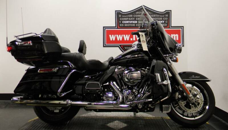 2016 Harley-Davidson ULTRA LIMITED for sale at Certified Motor Company in Las Vegas NV