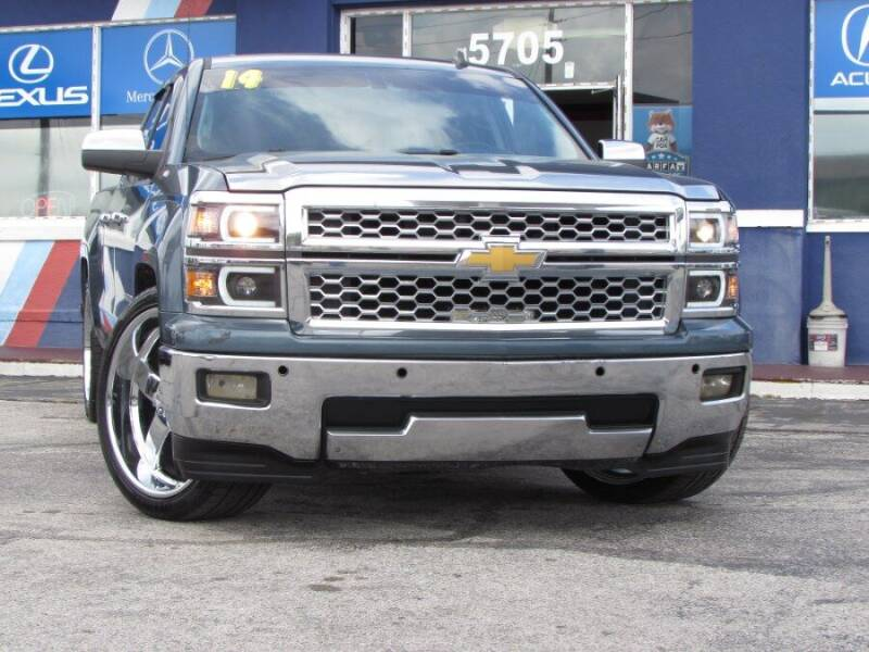 2014 Chevrolet Silverado 1500 for sale at VIP AUTO ENTERPRISE INC. in Orlando FL