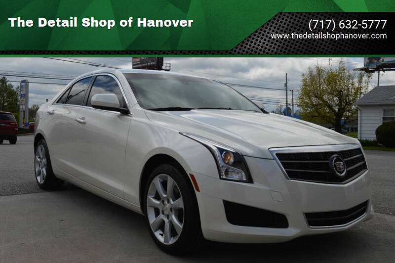 2014 Cadillac ATS for sale at The Detail Shop of Hanover in New Oxford PA
