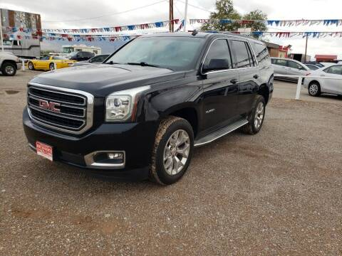 2015 GMC Yukon for sale at Bickham Used Cars in Alamogordo NM