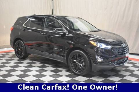 2020 Chevrolet Equinox for sale at Vorderman Imports in Fort Wayne IN