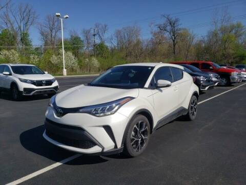 2020 Toyota C-HR for sale at White's Honda Toyota of Lima in Lima OH