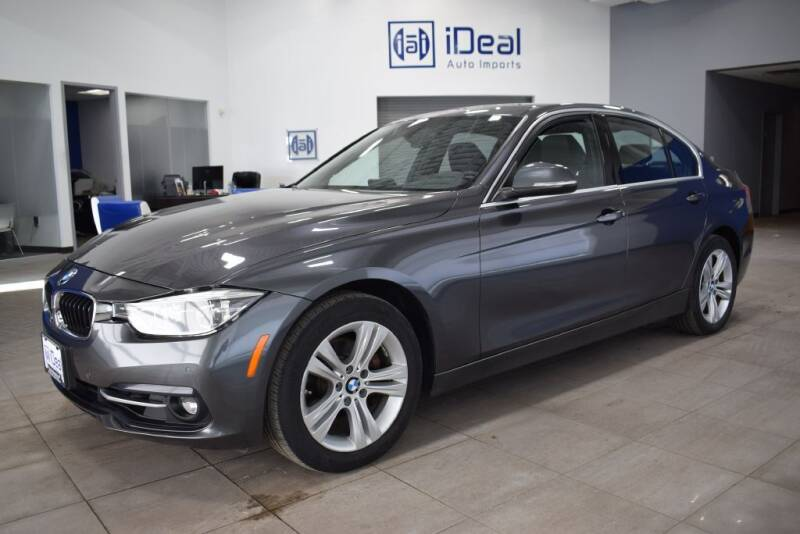 2017 BMW 3 Series for sale at iDeal Auto Imports in Eden Prairie MN