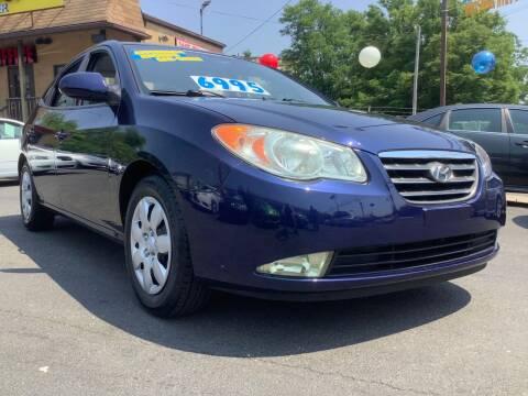 2008 Hyundai Elantra for sale at Active Auto Sales Inc in Philadelphia PA