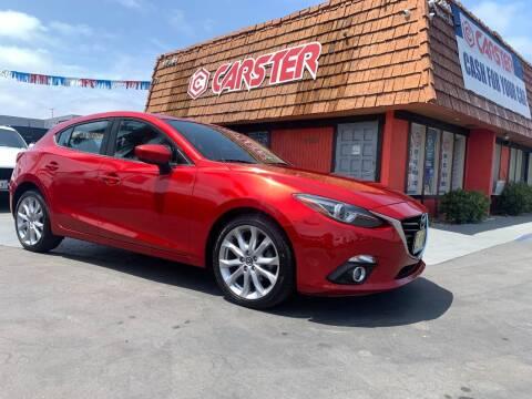 2014 Mazda MAZDA3 for sale at CARSTER in Huntington Beach CA
