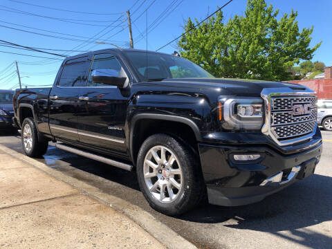 2018 GMC Sierra 1500 for sale at Deleon Mich Auto Sales in Yonkers NY