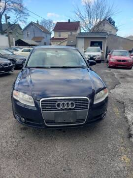 2006 Audi A4 for sale at Innovative Auto Group in Little Ferry NJ