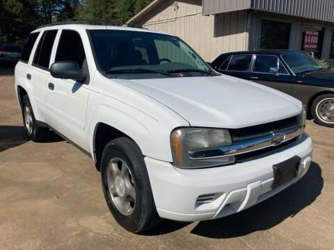 2008 Chevrolet TrailBlazer for sale at Peppard Autoplex in Nacogdoches TX